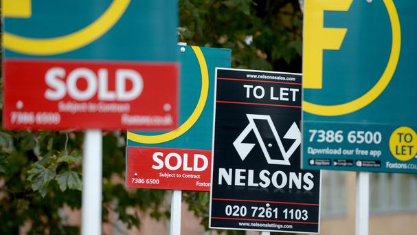 House prices in the first quarter of 2016 fell slightly after a stronger performance last year