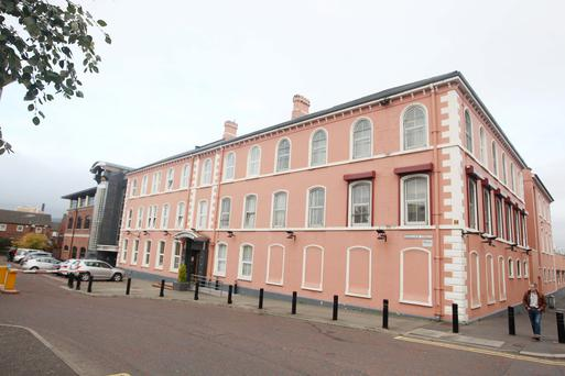 UTV's premises at Havelock House