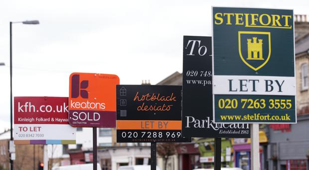 Rents rose at their fastest rate for six months in April, hitting an average of £793 across England and Wales