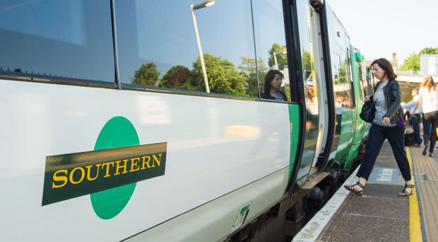 Southern urged passengers to check before travelling, saying trains across the whole of its network may be cancelled or amended