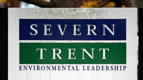 Severn Trent said customer complaints had fallen by more than a quarter
