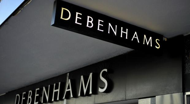 Current Debenhams chief executive Michael Sharp will step down on June 24