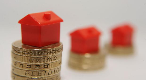 Mortgage approvals fell after a