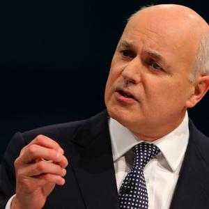Iain Duncan Smith said EU directives on harmonisation and solvency could still become law without UK support