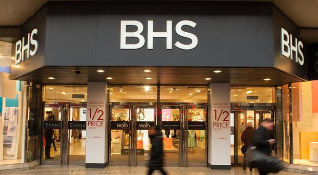 An announcement on the future of BHS is expected to be made by administrators next week