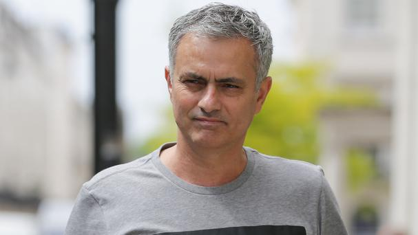 New Manchester United manager Jose Mourinho was appointed on a three-year deal