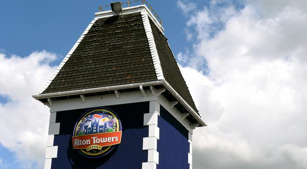 Merlin Entertainments faces tumbling out of the FTSE 100 Index on Wednesday
