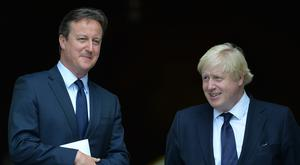 "David Cameron is ""sorry Boris isn't on the In side"""