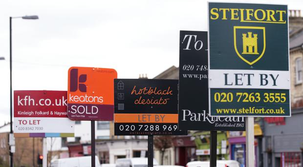 Estate agent ludlowthompson said rental income, minus costs, jumped by 8% to £14.2 billion