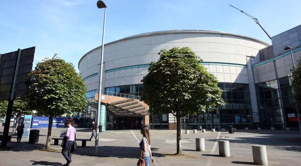 The Waterfront Hall was built by Belfast City Council