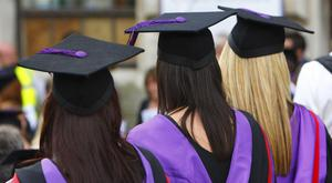 A new report says job vacancies for graduates have fallen, along with pay