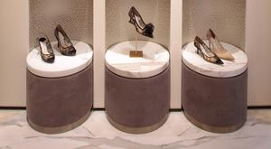 Jimmy Choo's shares have suffered amid woes in the luxury goods sector