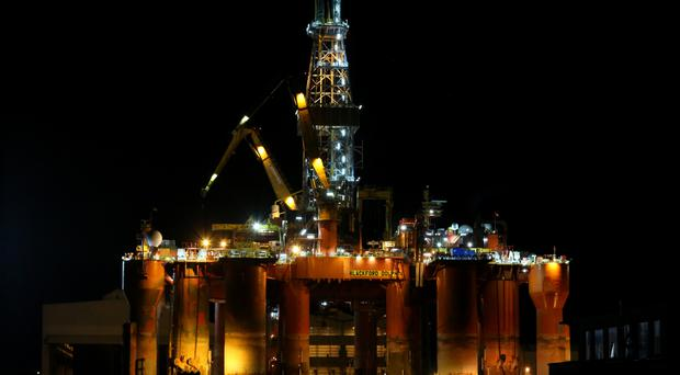 A drop in Scottish business confidence follows a prolonged downturn in the oil and gas market