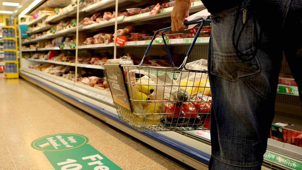 Supermarkets sales figures have been revealed