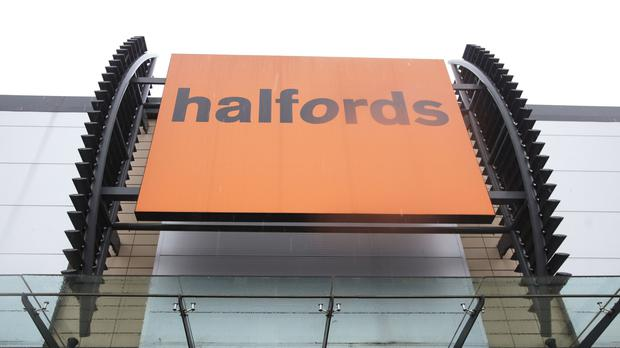 Halfords said full year pre-tax profit rose 0.5% to £81.5m after sales at its retail and Autocentre arms saw growth