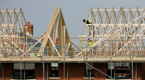 Growth in the UK's construction industry was its weakest for almost three years in May