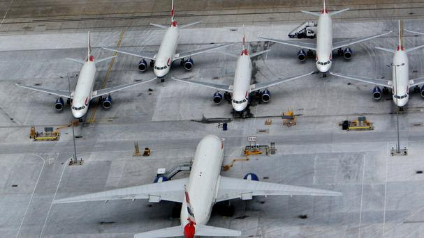 Global airline profits are expected to rise by 11% this year, aviation trade body Iata said