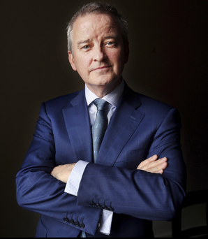 John McGrane, director of the British Irish Chamber of Commerce