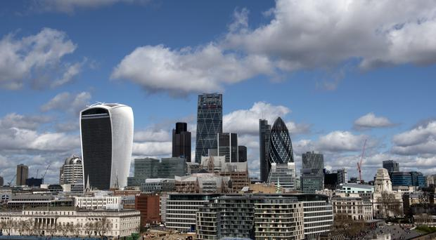 Figures show Britain's services sector regained some strength last month