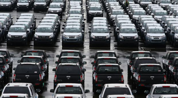 There was a 2.5% increase in new car sales in May, figures show