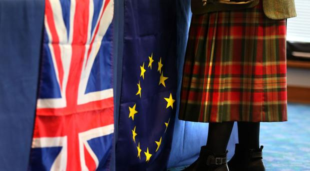 There are 27,330 Scottish businesses that export to the EU, meaning a total additional burden across Scotland of an estimated £2.2 billion, the research said