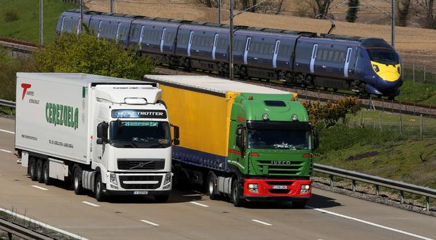 Confidence in the UK's logistics industry is at a four-year low