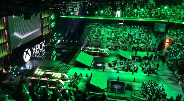 The E3 convention brings together the major manufacturers and developers in gaming