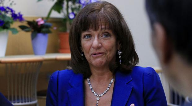 Pensions minister Baroness Altmann said it would not have been appropriate for her to meet the owner of NHS