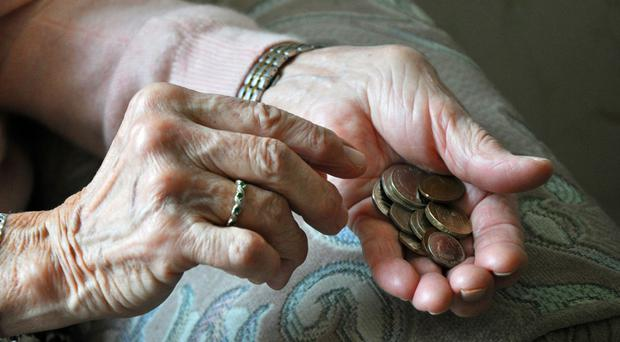 Citizens Advice found people using pension freedoms saw providers' charges take up to 10 per cent of their retirement pot