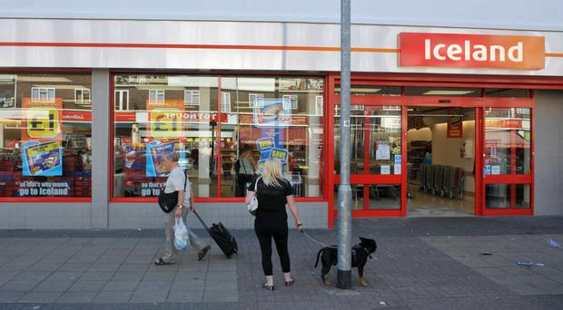 Iceland blamed tough competition in the UK grocery sector for its 'flat' profits
