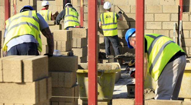 The UK construction industry posted its largest growth for more than two years in April buoyed by a rise in housebuilding