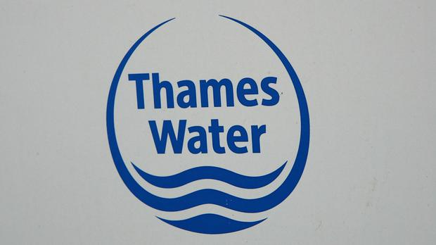 Thames Water said its annual profits jumped by 40%