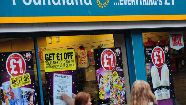 Poundland will release trading figures