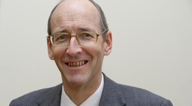 File picture of Andrew Tyrie, Chairman of the House of CommonsTreasury Select Committee.