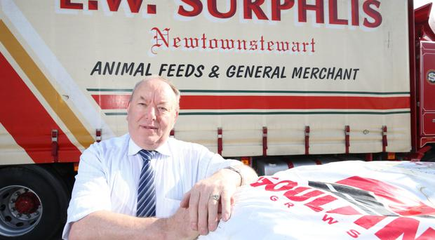 Managing director Maurice Surphlis who has worked for his family business, LW Surphlis & Sons, for 55 years