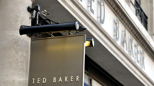Ted Baker chief executive Ray Kelvin said the results 'demonstrate the strengths of the brand'
