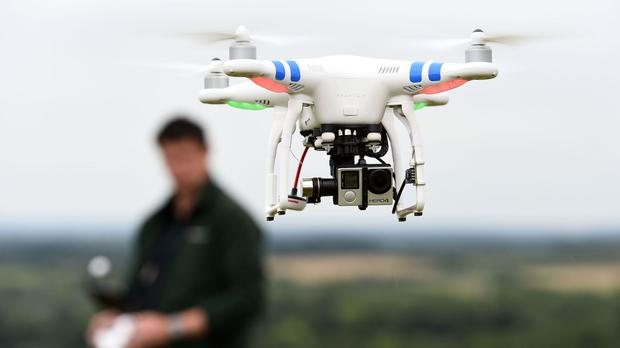A survey found 51 per cent of Britons are against the use of unmanned aerial vehicles such as drones for logistics
