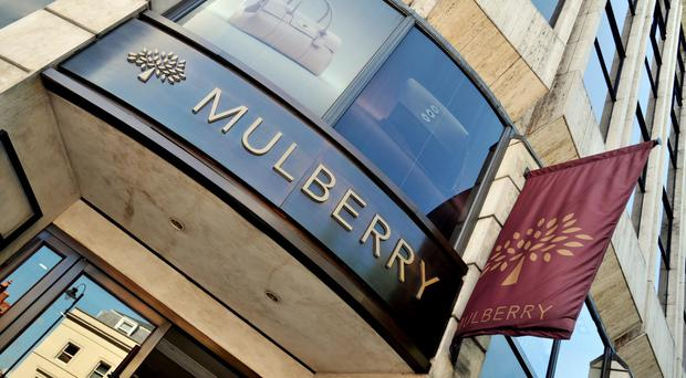 Mulberry is enjoying a turnaround under chief executive Thierry Andretta