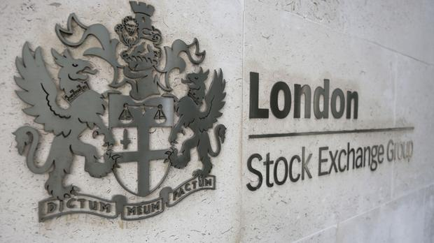 The FTSE 100 Index was 39.4 points lower at 5928.4