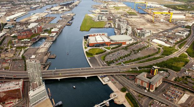 The port, which deals with around 23 million tonnes of goods every year, has £100m worth of projects either under way or in the pipeline