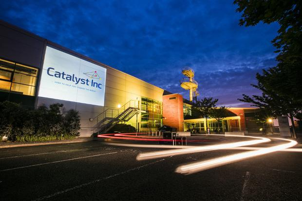 Catalyst Inc is focused on the growth of the knowledge economy in Northern Ireland