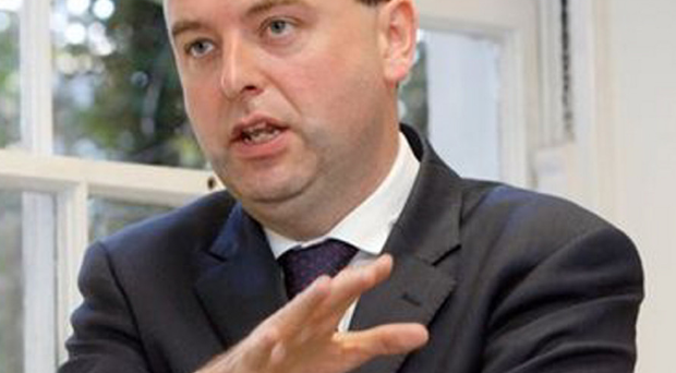 Fergal O'Brien, the director of policy with Ibec.