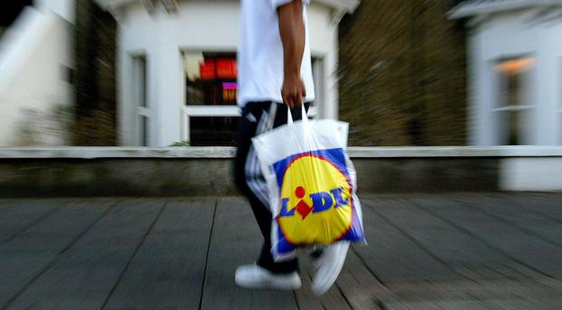 Lidl is only the second supermarket to sign up to the pledge