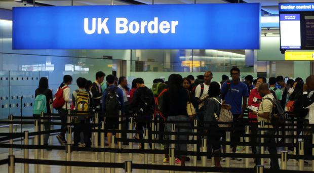 Unskilled migrants cost each UK taxpayer £17.75 per month, Economists for Brexit claim
