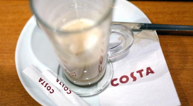 Costa Coffeeposted a 2.6% rise in like-for-like sales for the 13 weeks to June 2
