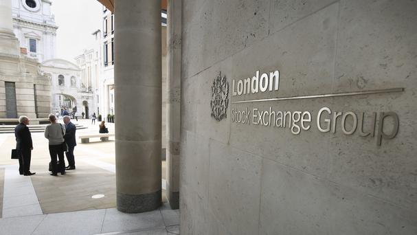 The FTSE 100 Index fell by 16.8 points to 6187.2