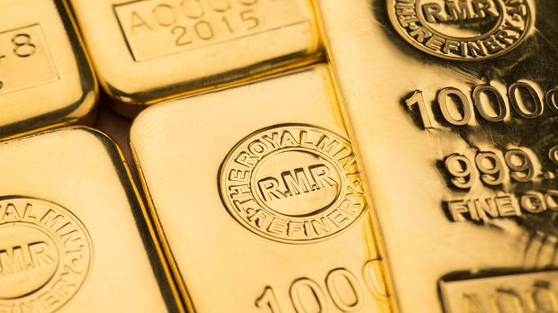 The Royal Mint says demand for gold is on the up