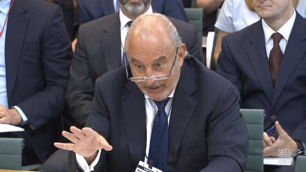 MPs have written to Sir Philip Green's wife