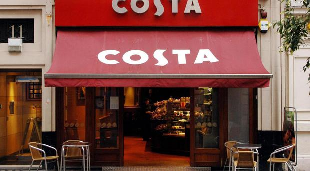 There are 20 Costa Coffee outlets in Northern Ireland run on a franchise basis, as well as seven Premier Inn hotels