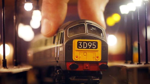 Hornby boss Steve Cooke said the model railway company is undertaking a wide-ranging turnaround plan following a strategic review